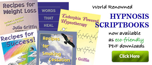 Acclaimed hypnosis scripts by Julie Griffin